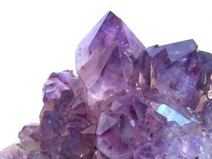 Amethyst gem stone